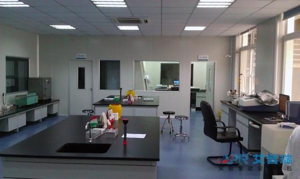 成都军区八一骨科医院检验科实验室建设