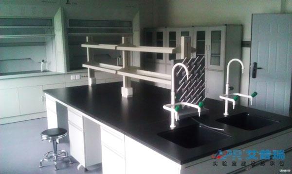 乐山自来水检测中心实验室建设(四川)