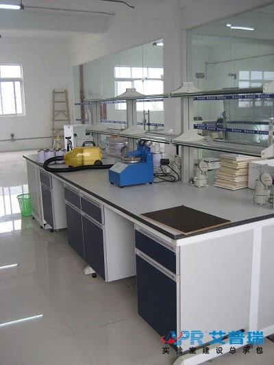 嘉宝莉化工集团实验室建设