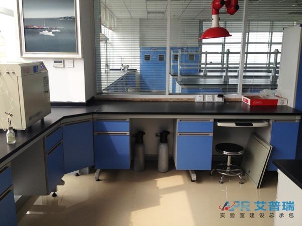 四川科源煤检实验室建设