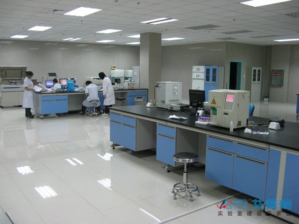 崇州医院实验室建设