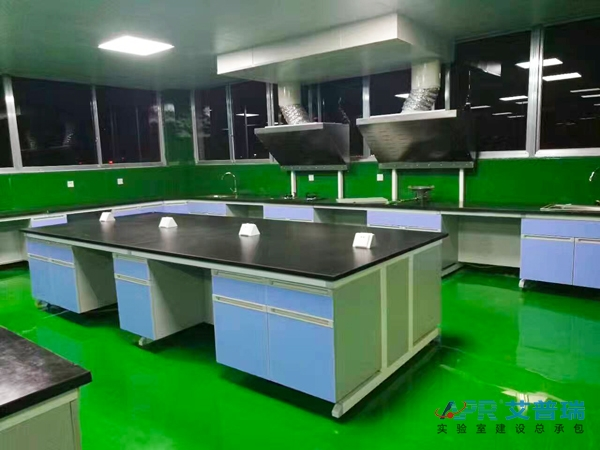 广汉航佳食品实验室建设