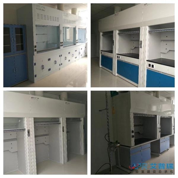 重庆华测检测环境实验室建设