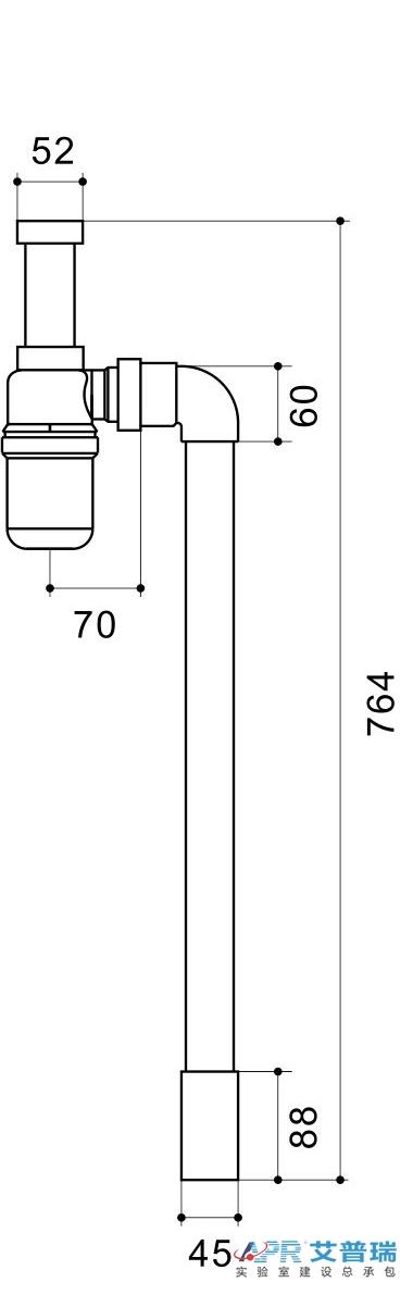 PP下水管 APR-PP-G700